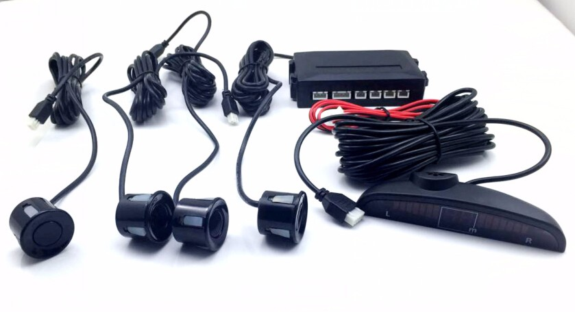 Manafacture high quality best price bied view parking system/truck rear view camera system/car parking sensor system