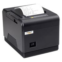 HOT! USB Ethernet Bluetooth 80mm Thermal Receipt Printer ITPP066