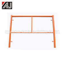 Weld Walk Thru Frame Scaffolding For Construction Platform