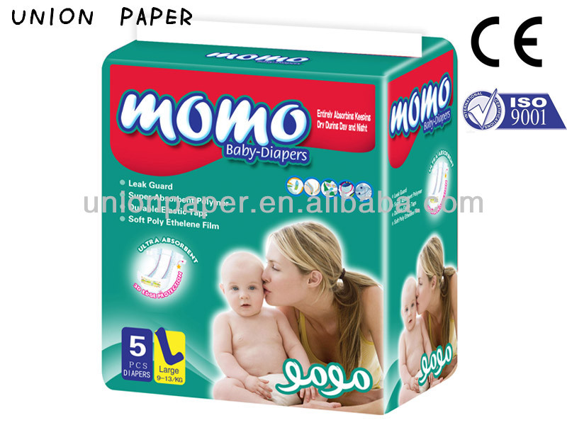 Disposable Ultra thin baby diapers manufacturer in China