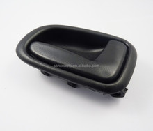NEW BLACK INTERIOR INSIDE DOOR HANDLE Front Right Rear FR RR Fit For GEO PRIZM TOYOTA