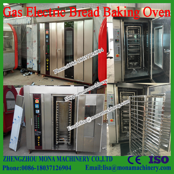 Bakery Equipment Used Rotary Electric Oven For Sale