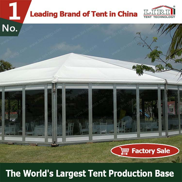 Hot Sale Circus Tent with PVC Structure for Events