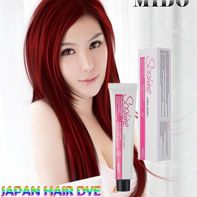 Design color brazilian red hair dye colors