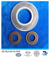 Customized Stainless Steel and Copper Disc Filter