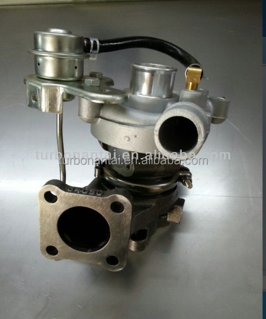 turbocharger 17201-64050 with Toyota 2CT engine