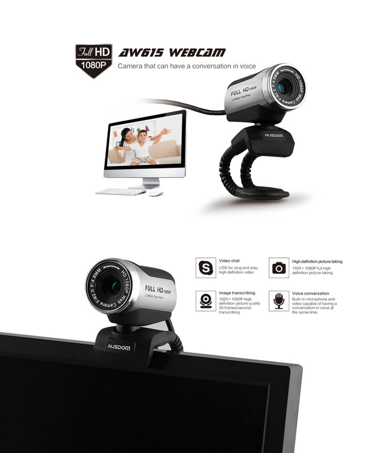 USB charger camera webcam hd Digital 3.0 megapixel driverless webcam for cheap