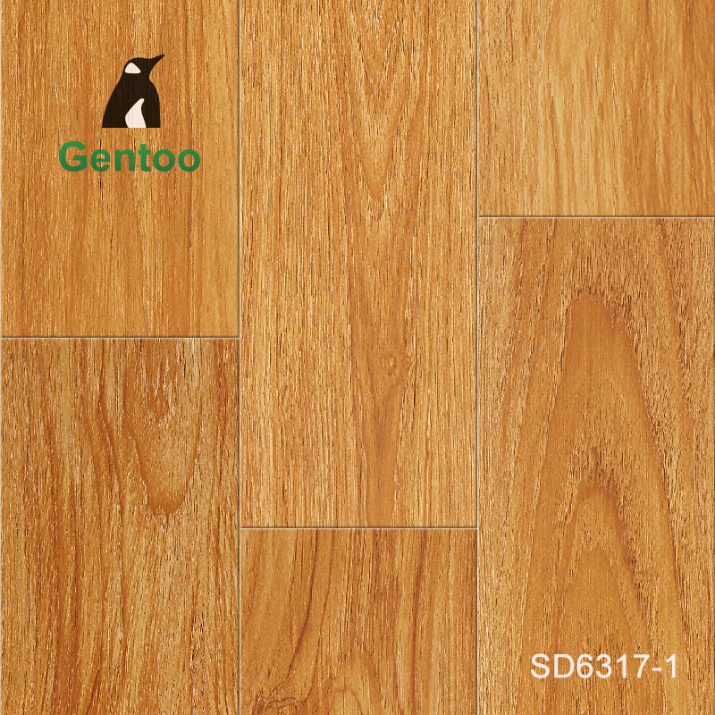 Discount Wood Water Resistant 7mm Laminate Flooring