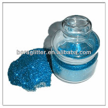 "1/128"" Laser Glitter Powder for nail art or DIY Decorate"