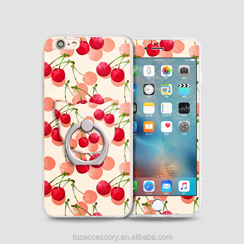 2017 new Fashion promotional OEM Soft TPU La pintura mobile phone cases for Iphone 4/4s/5/5s/6S/6S Plus/7/7plus