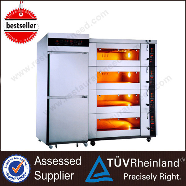 Professional Bakery Equipment Industrial K133 Bakeries French Bread Baking Ovens