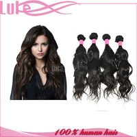 Top Quality Fashionable Beautiful Wave Unprocessed Queen Indian Virgin Hair