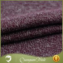 China factory popular soft oem quilt knitted fabric