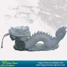 hot sale dragon stone fountain with new design