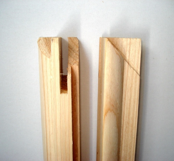 Factory Diecrt Best Canvas Pine Wood Stretcher Bars for Canvas