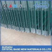 Leading Manufacturer Clear Screen Glass Making Factory