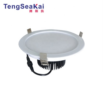 "5 6 8 10"" 30W 40W 50W led retrofit baffle downlight recessed lighting"