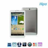 Metal Case 7 Inch 3G Android Phablet SC7731C Quad-Core Very Cheap Tablet with GPS