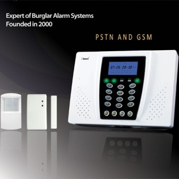 Smart Wireless GSM Alarm for Smart Home Security (KS-868)