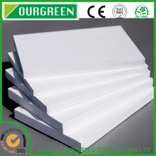 Extruded clear vinyl rigid sheets, colored PVC foam board for decoration
