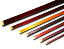 Super Thin Enameled Square Copper Wire For High Frequency Transformers