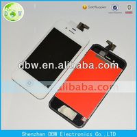 mobile phone lcd for iphone 4/4s touch screen