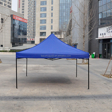 10X10 folding canopy Gazebo tent 4x4 cheap pop up roof flat top folding pop up display manufacturer in China