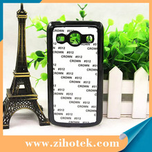 2D blank sublimation mobile phone case for Samsung Galaxy Core Plus G350