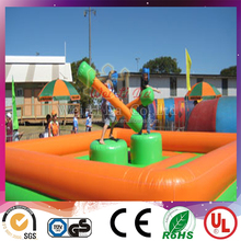 Outdoor sports fighting inflatable sport games for joust