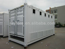40ft ISO electric equipment shipping containers in qingdao