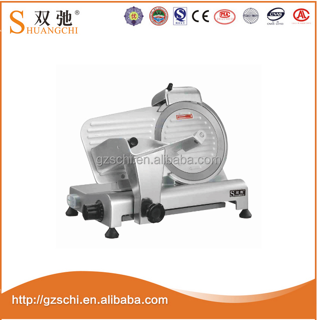 used meat processing equipment for sale Commercial Best Price Electric Semi-automatic Meat 8 Slicer Frozen Meat Slicer Wholesale