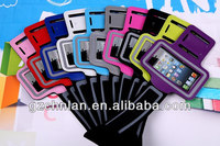 Neoprene armband,Cell phone running armband for iPhone 5 case