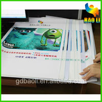 various advertising vinyl banner printing material