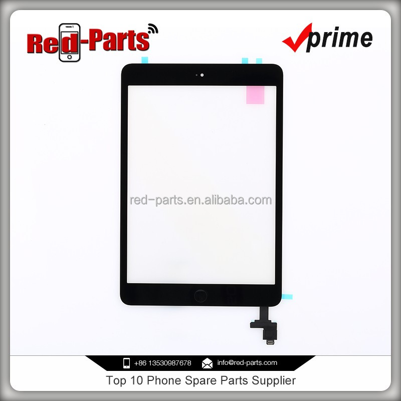 China supplier quality assurance replacement digitizer lcd touch screen for ipad mini 2