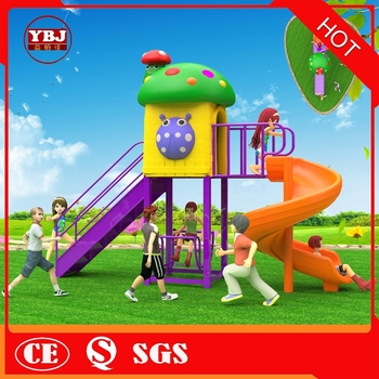 Wholesale outdoor playground equipment for park