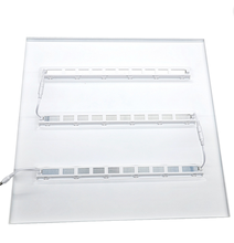 UGR 13/16 140lm/<strong>w</strong> Ceiling Troffer Led Panel Light
