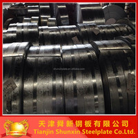 G50 Stain coated/Zinc coated steel coil