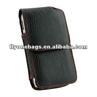 Promotinal leather mobile phone case
