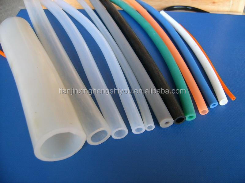 8mm FDA Food Grade Clear Silicone Water Hose Tube/Fuel Resistant Silicone Hose/Heat Resistant Silicone Rubber Vacuum Hose