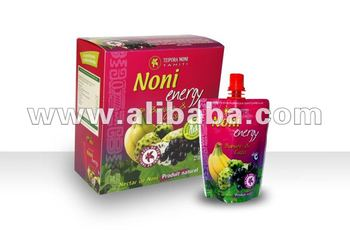 NONI ENERGY Blackcurrant
