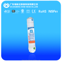 2016 new products Alkaline water filter for reserve osmosis water filter