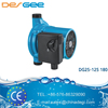 DG25-125 180 inlet/outlet 1inch domestic low pressure booster pumps