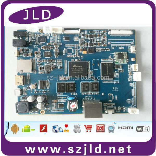 New design dual core mainboard PCBA smart home wifi intelligent controller smart home automation for home appliance