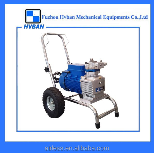 Airless Paint Sprayer Machine, Airless Spraying Painting Pump, Airless Spray Gun