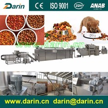 Top Fabricant pet food extrudeuse machine/dog food processing ligne