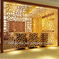 Home/Restaurant/Hotel decoration room separator partition