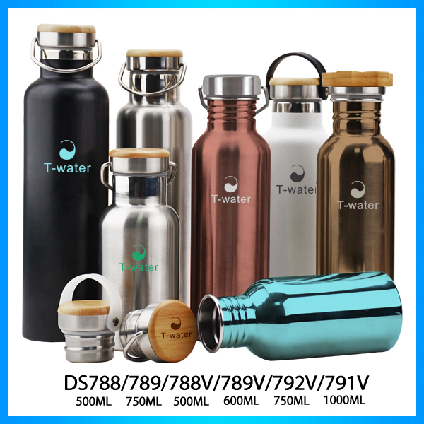 Promotion high quality 18 8 stainless steel vacuum flask stopper