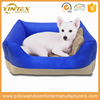 Wholesale Luxury Comfortable changeable shape Pet Dog Bed /Waterproof Fabric Dog Cushions