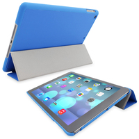 Snugg case for iPad Air Ultra Thin Smart Case in Electric Blue