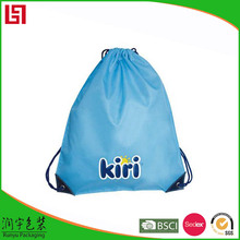 Approved manufacturer 80gsm non woven fabric drawstring bags